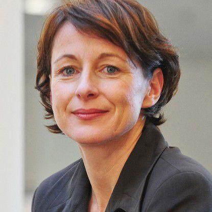 IBM-Chefin Martina Koederitz umgibt sich mit neuem Führungspersonal.