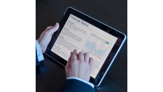 IT-Prognose von Deloitte für 2012: Der Trend geht zum Zweit-Tablet - Foto: Frank Gärtner - Fotolia.com