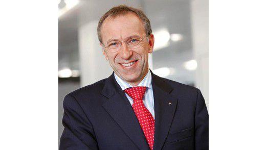 Peter Sany, Group-CIO der Deutschen Telekom, hat sämtliche IT-Services einem Benchmark unterzogen.