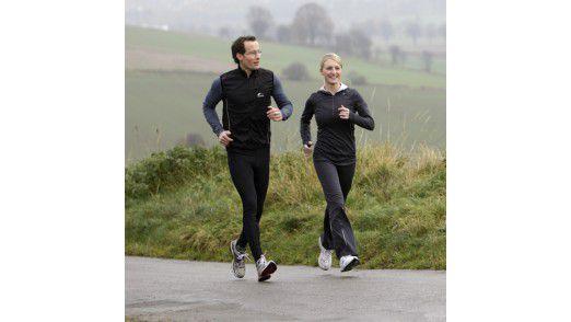 Am gesündesten lebt natürlich, wer sich gut ernährt und sich zusätzlich viel bewegt.