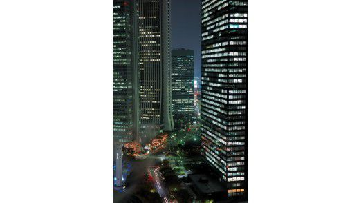 Tokio: Die Metropole Japans.