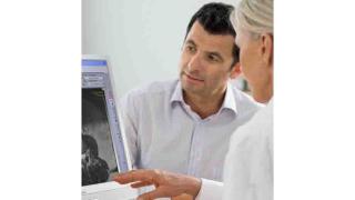 IT-Sicherheitsstrategie: Gefahr: Patientendaten auf Tablet-PCs - Foto: Siemens