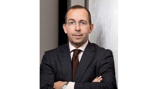 Uli Pecher leitet das neue Social-Media-Team der Deutschen Bank.