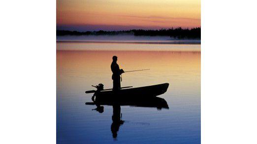 Die Zeit für sich selbst ist grundlegend. Beim Angeln ist man oft allein - auf dem Boot ganz sicher.