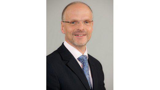 Steffen Roehn, CIO der Deutschen Telekom AG.