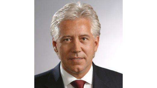 Jürgen Kunz ist Geschäftsführer von Oracle Deutschland.
