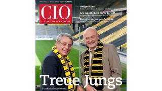 Editorial aus CIO-Magazin 10/2011: Seit 26 Jahren im Job - Foto: IDG Business Media GmbH