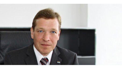 Frank Wondrak will mit der GSE alle Branchen erreichen, auch Automotive, Chemie und Pharma.