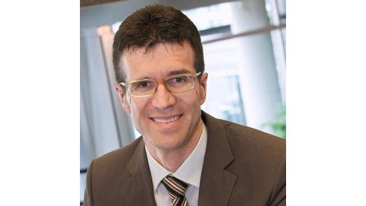 Michael Gorriz ist CIO von Daimler.