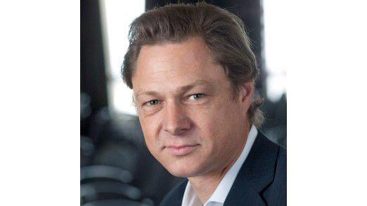 Kurt De Ruwe, CIO von Bayer MaterialScience.