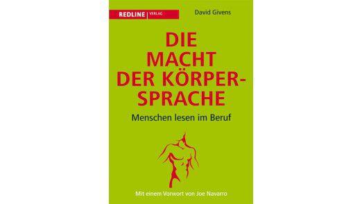 """Das Buch """"Die Macht der Körpersprache"""" ist im Redline-Verlag erschienen. Preis: 19,99 Euro."""