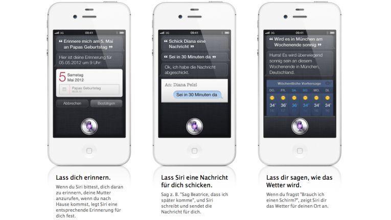 Nimmt Siri demnächst auch Anrufe entgegen?