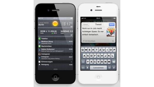 Bereits am ersten Tag gab es mehr als eine Million Vorbestellungen für das iPhone 4S.