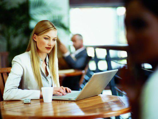 Intelligentes Content-Finding erhöht die Effizienz beim Arbeiten, egal an welchem Ort.