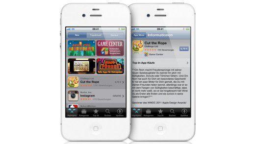 67 Prozent der CIOs erlauben das iPhone im Unternehmen - entweder als Eigentum des Unternehmens oder der Mitarbeiter.