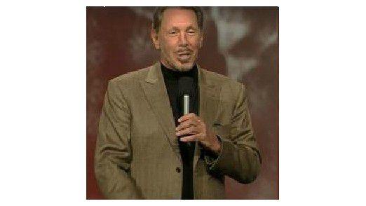 Oracle-CEO Larry Ellison baut seinen Konzern um in Richtung Cloud-Anbieter.