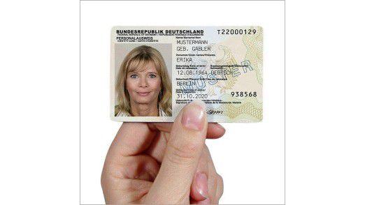 Gut gemeint, aber schlecht vermarktet: der neue Personalausweis.