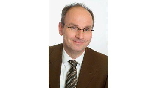 Heiko Scharnberg, IT-Leiter der Funk Gruppe.