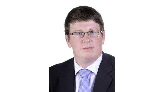 Dennis Kaps, Senior Projektmanager SAP Financials und Projektleiter W@por bei der BwFuhrparkService GmbH.