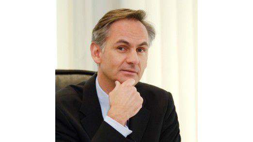 Patrick Naef, CIO der Emirates Group.