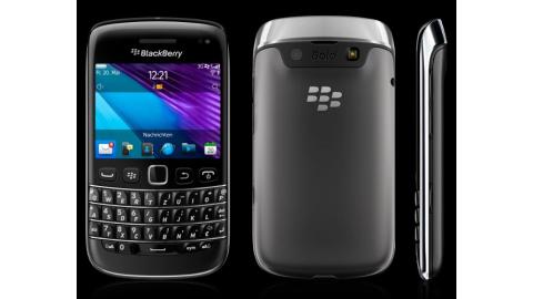 Blackberry Bold 9790 - Foto: RIM
