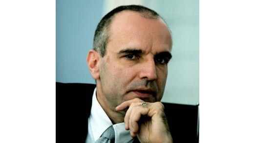 Matthias Moritz, CIO bei Bayer HealthCare.