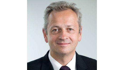 Gerald Höhne, Bereichsleiter IT bei der SMA Solar Technology AG.