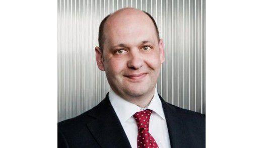 Edgar Aschenbrenner ist Chef der IT-Tochter von E.ON.