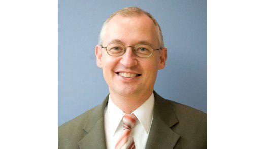 Martin Schallbruch, vom Bundesministerium des Innern.