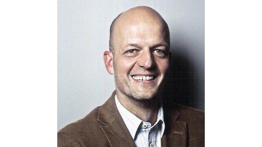 Andreas Jahn, Senior Manager IT bei Grunwald Kommunikation und Marketingdienstleistungen.