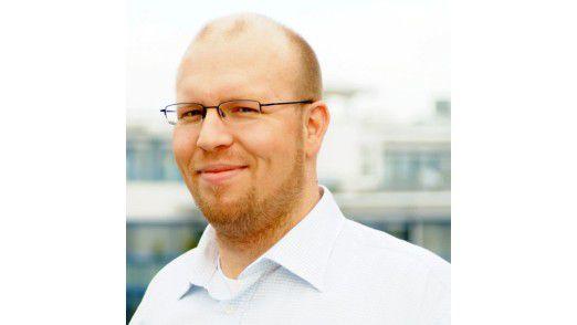 Sören Schaaf ist CIO bei der TAS AG.