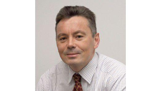 Uwe Suhl ist CIO bei der Interboden-Gruppe.