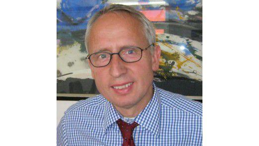 Reinhold Wittenberg ist der Leiter für IT, Controlling und Einkauf bei Aug. Prien Bauunternehmung.