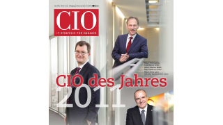 CIO-Editorial: Gewinner reden in Hamburg - Foto: CIO.de