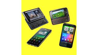 Accenture-Studie: Deutschland Schlusslicht bei IT-Konsumerisierung - Foto: HTC, Motorola, Samsung, LG