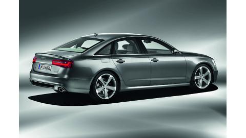 Die Firmenwagen der Führungskräfte - Foto: Audi AG