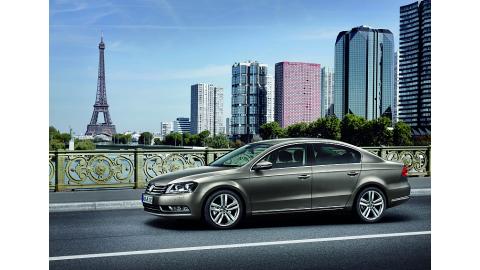 Die Firmenwagen der Fachkräfte - Foto: Volkswagen AG