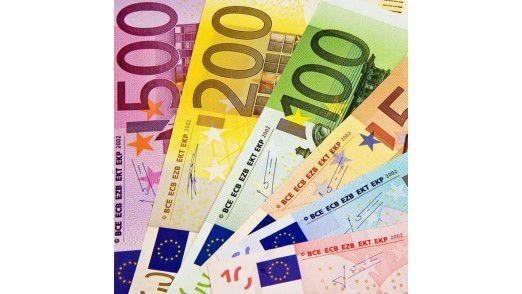Masterabsolventen erhalten ein durchschnittliches Monatsgehalts von knapp 3700 Euro.