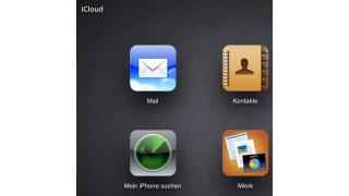 Ratgeber iCloud: iCloud im Webinterface nutzen - Foto: Apple