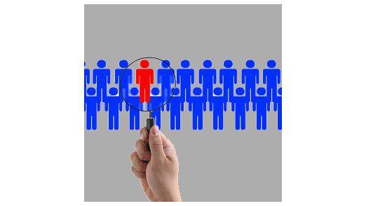 Recruiter sind oft überrascht, dass im eigenen Unternehmen bereits Kandidaten mit den gewünschten Fähigkeiten arbeiten.