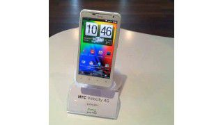 LTE-Androide: HTC Velocity 4G im Test