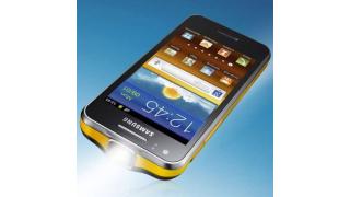 Galaxy Beam: Samsung enthüllt neues Smartphone mit Projektor - Foto: Samsung