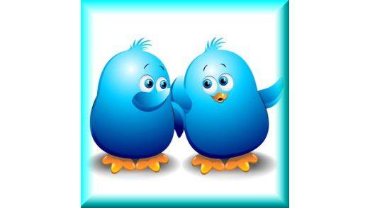 Bei der Verbreitung schädlicher Apps für Smartphones sind Tweets im Moment sehr beliebt.