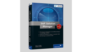 Application Management: SAP Solution Manager 7.1 auf dem Prüfstand - Foto: edv-buchversand.de