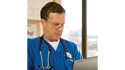 Eigenes Gerät oder nicht: Schnell sind wichtige Patientendaten verschwunden oder sogar entwendet.