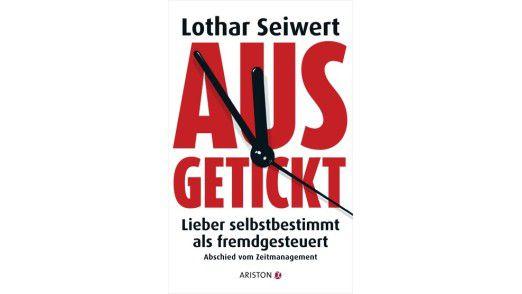 """Das Buch """"Ausgetickt"""" ist im Ariston Verlag erschienen. Preis: 19,99 Euro."""