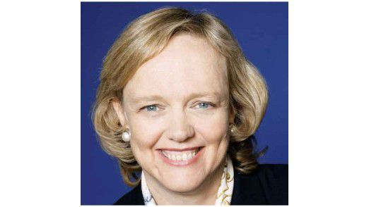 Meg Whitman, die neue Chefin von Hewlett-Packard, wirbelt nicht nur den eigenen Laden durcheinander. Sie will auch stärker bei Public Clouds mitmischen und HP gegen Amazons Cloud-Angebote positionieren.