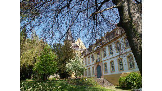 Der Hauptsitz der WHU in Vallendar.