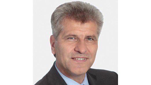 Klaus Neumann, Bereichsleiter IT bei der KfW