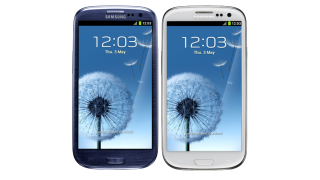 Attacke aufs iPhone: Das neue Samsung Galaxy SIII - Foto: Samsung